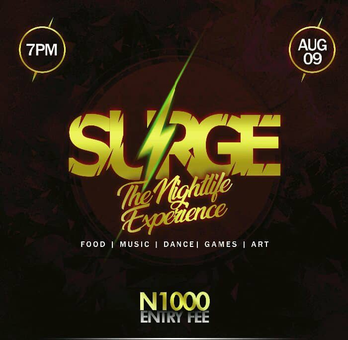 About Surge The Night Life Experience
