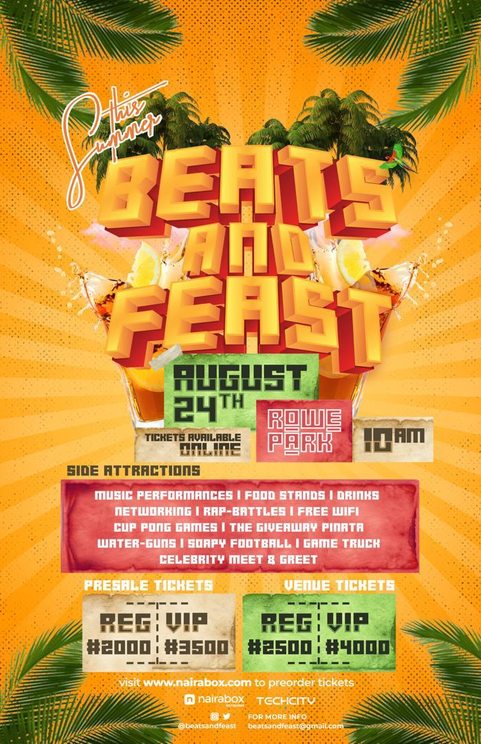 BEATS AND FEAST