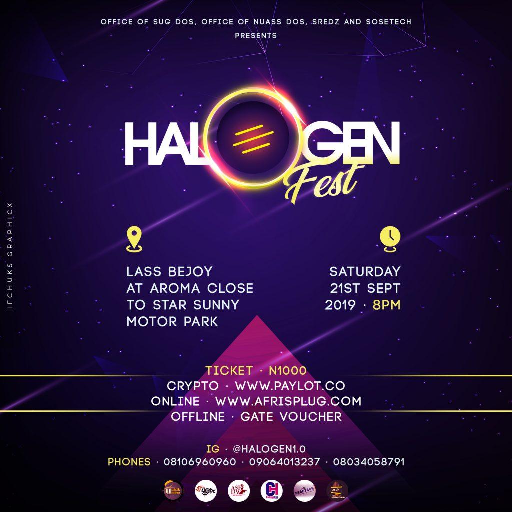 HALOGEN FEST