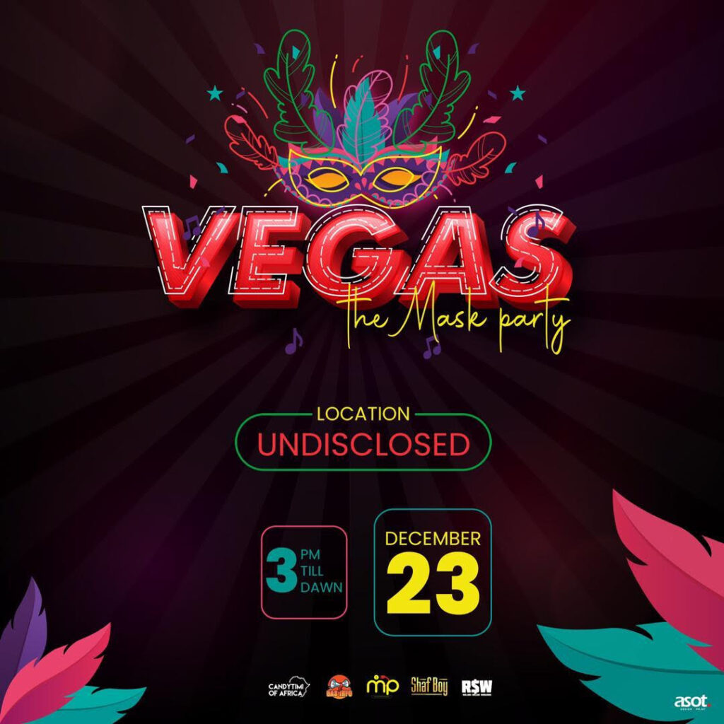 VEGAS(The Mask Party)