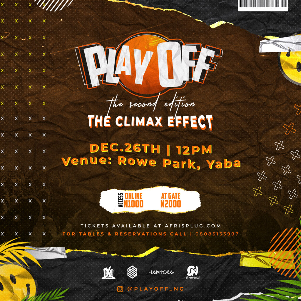 Play Off( The Second Edition)