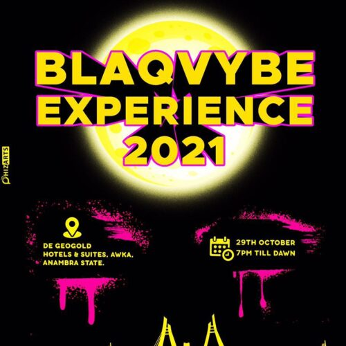 BLAQVYBE EXPERIENCE 2021