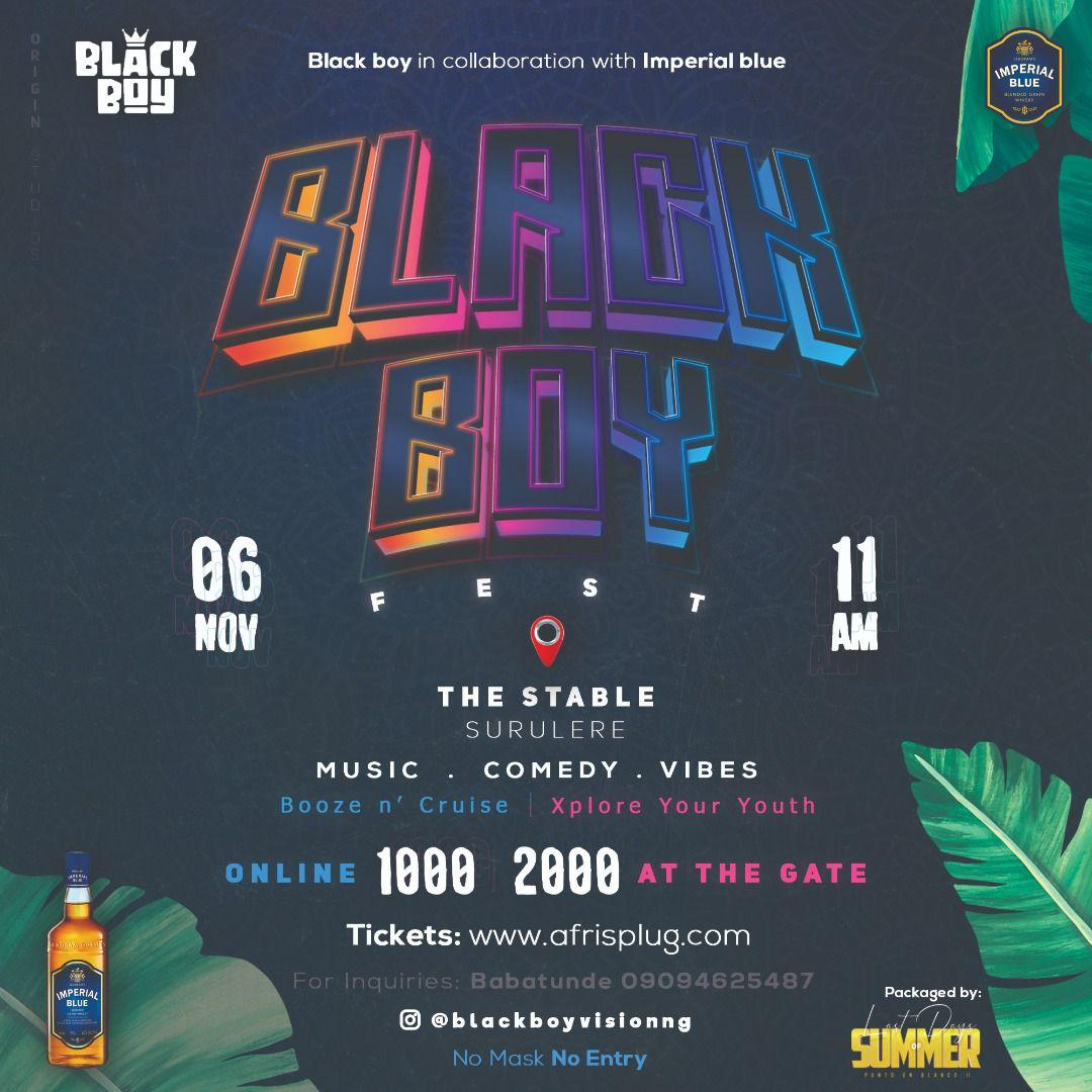 BLACK BOY FEST